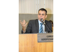 Deputado Fabiano Tolentino PPS FonteALMG Reporter Raila Melo