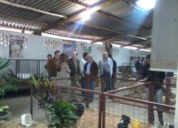 Caprileite/ACCOMIG marca presença na 45a Exposição Agropecuária de Barbacena