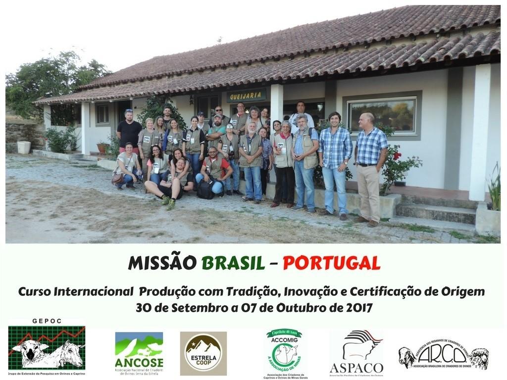 A MISSÃO BRASIL PORTUGAL FOI UM SUCESSO!