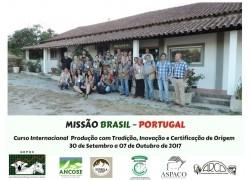 A MISSÃO BRASIL - PORTUGAL FOI UM SUCESSO!