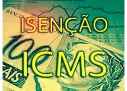 ISENÇÃO DO ICMS OVINOS E CAPRINOS
