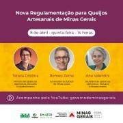 NOVA REGULAMENTAÇÃO PARA QUEIJOS ARTESANAIS  DE MINAS GERAIS