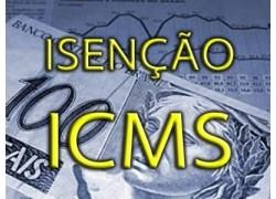 Por tempo indeterminado, ISENÇÃO DO ICMS SOBRE VENDA DE OVINOS E CAPRINOS  PARA ABATE FORA DE MG