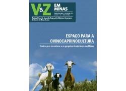 Veja o destaque da Caprinocultura e Ovinocultura na revista do CRMV