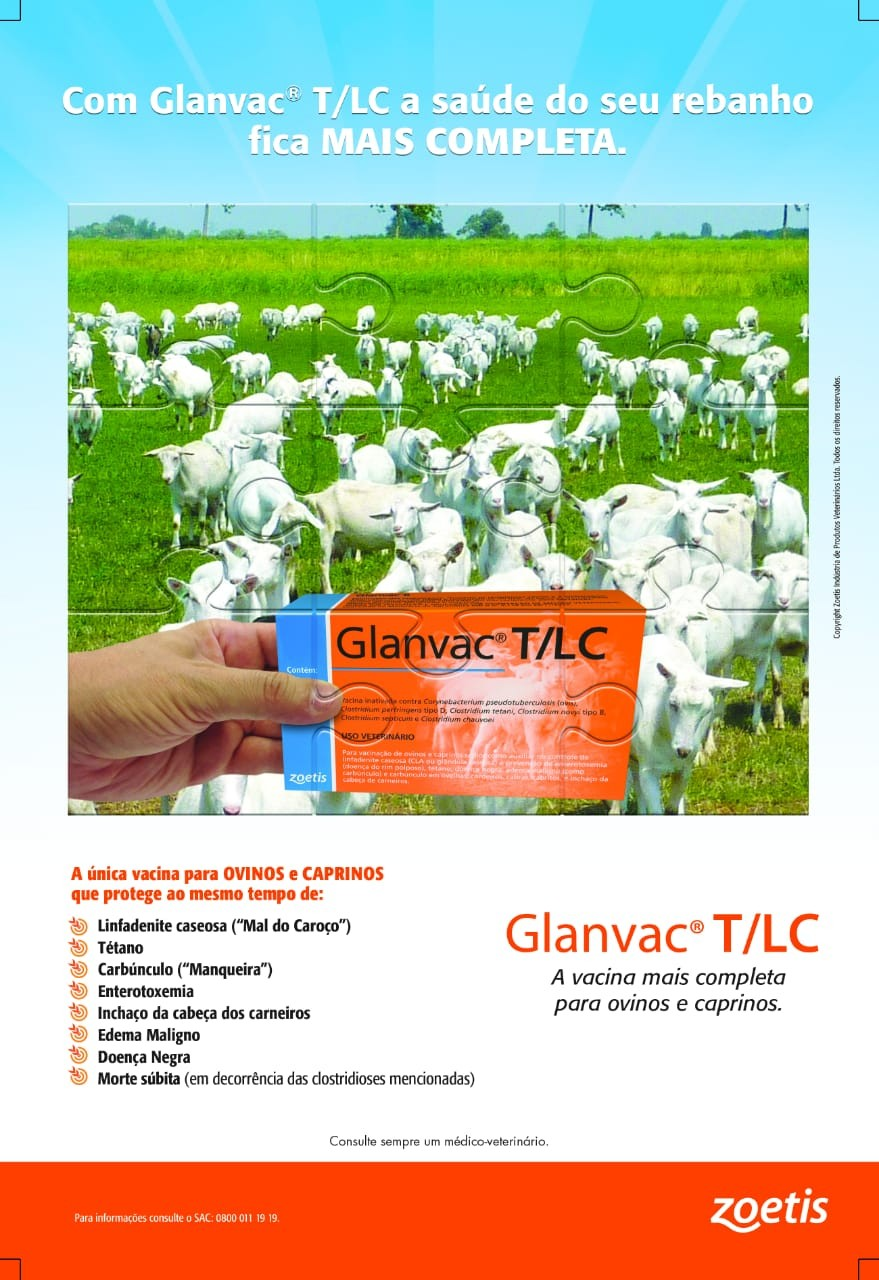 PARCEIRO COMERCIAL ZOETIS GLANVAC
