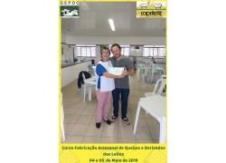 CURSO DE DERIVADOS DO LEITEFIM DE SEMANA 04 E 05/05/19