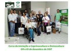 CURSO DE INICIAÇÃO DESSE FIM DE SEMANA 09 e 10/12/2017